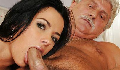 С стариком